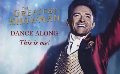 Dance Along The Greatest Showman