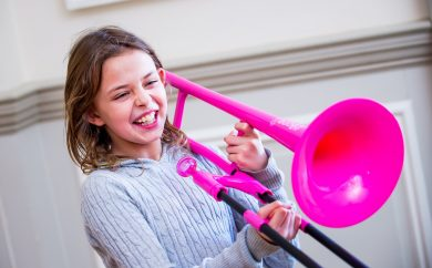 Scottish Chamber Orchestra Fun Day