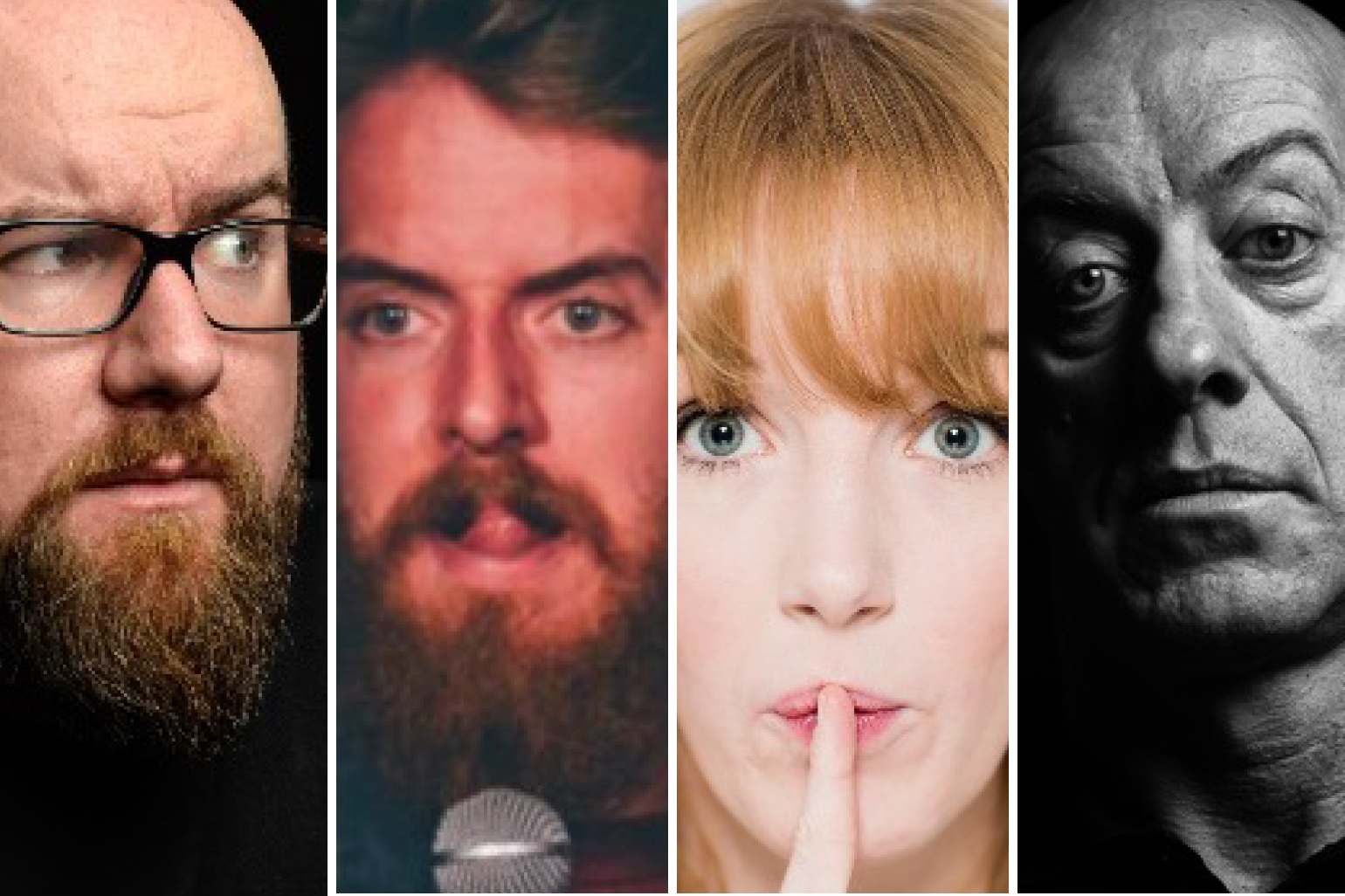 Comedy Lates with Scott Gibson